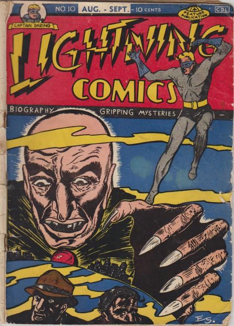 Lightning Comics 10