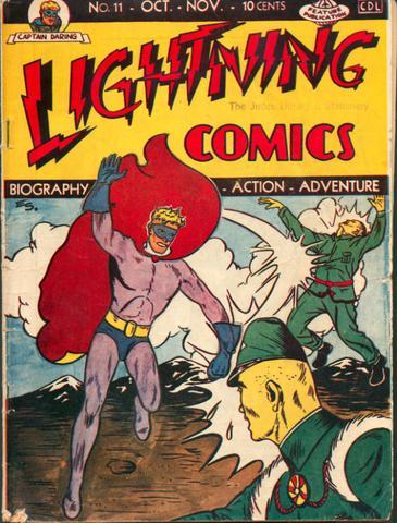 Lightning Comics No. 11