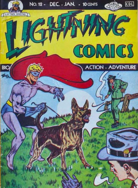 Lightning Comics 12