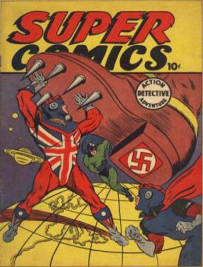 Citren's Super Comics No. 1