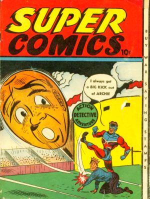 F. E. Howard's Super Comics Vol. 2 No. 1