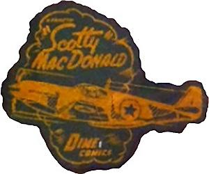 Bell's Scotty MacDonald sweater crest
