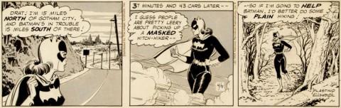 Batman Daily 4-9-69 by Al Plastino.  Source.