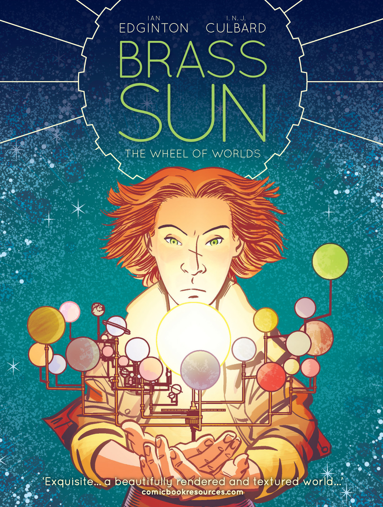 Review | Brass Sun: The Wheel Of Worlds