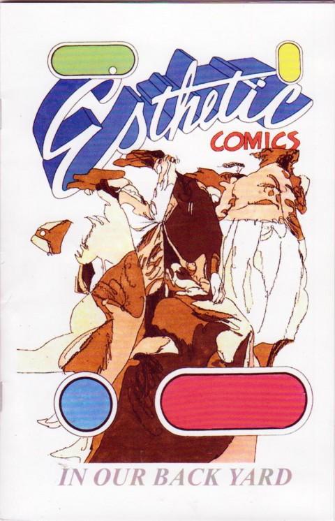 Estheti Comics front cover
