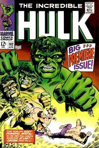Incredible Hulk 102