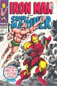 Iron Man Sub-Mariner 1