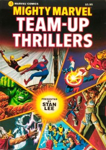 Mighty Marvel Team-Up Thrillers cover