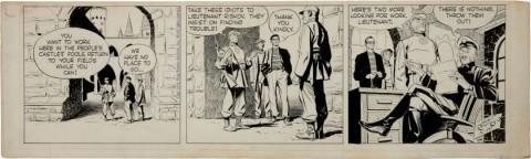 Rip Kirby Daily 10-20-54 by Alex Raymond.  Source.
