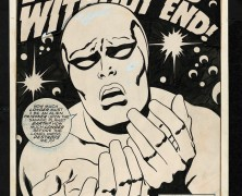 Where Soars The Silver Surfer?