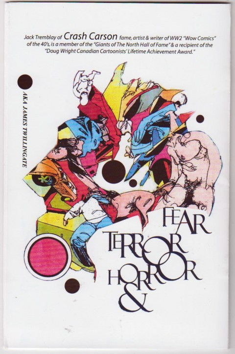 Esthetic Comics back cover