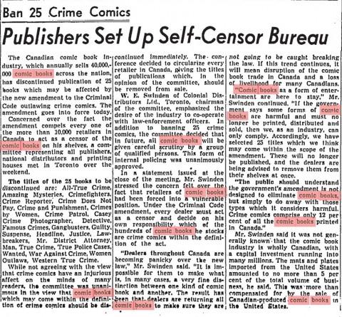 Globe& Mail Dec. 12, 1942