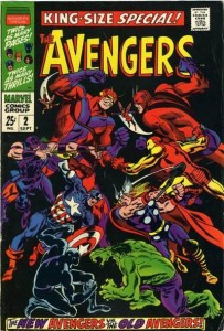 Avengers Annual 2