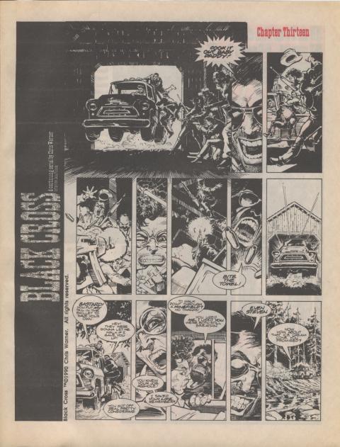 Dark Horse Insider August 1990 page 7