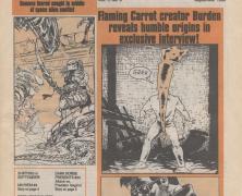 Time Capsule: Dark Horse Insider September 1989