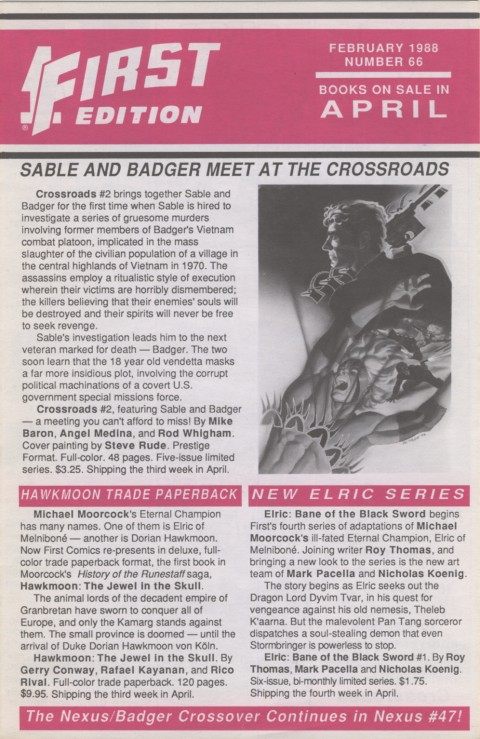 First Edition February 1988 Page 1