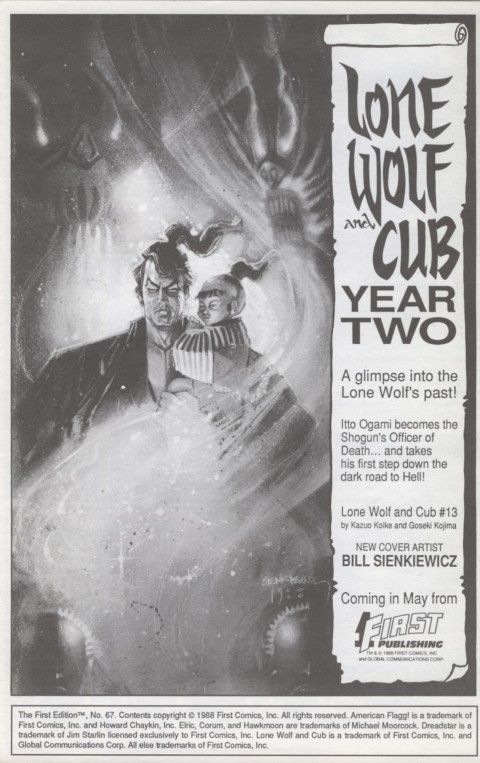 First Edition March 1988 Page 6