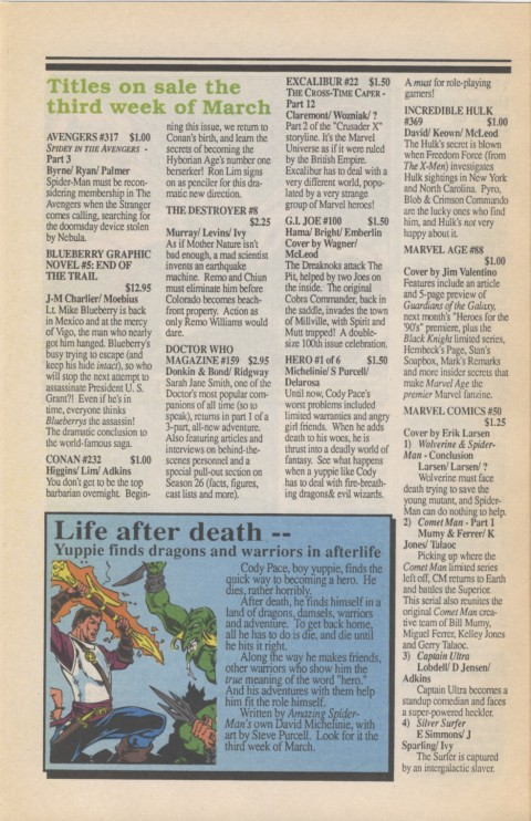 Marvel Requirer 1 March 1990 Page 6