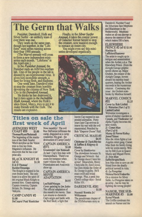 Marvel Requirer 2 April 1990 Page 2