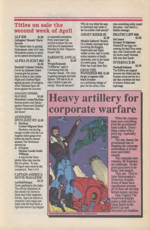 Marvel Requirer 2 April 1990 Page 4