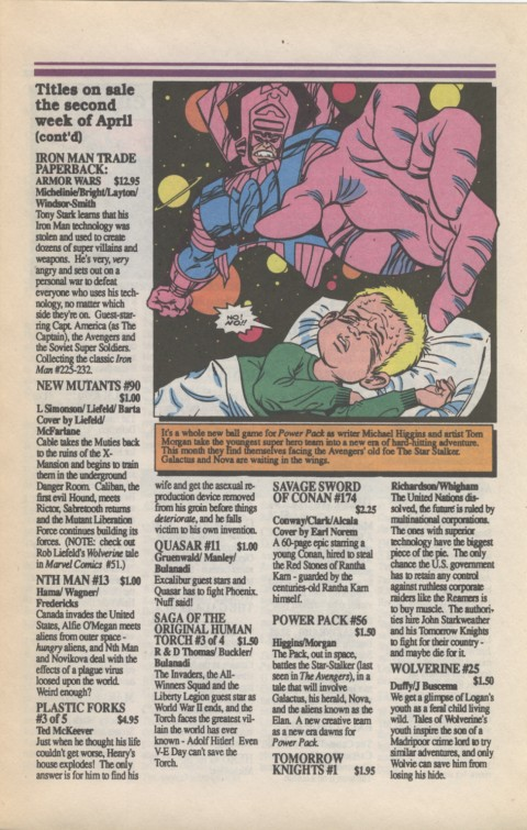 Marvel Requirer 2 April 1990 Page 5