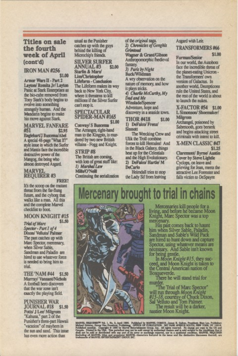 Marvel Requirer 2 April 1990 Page 8