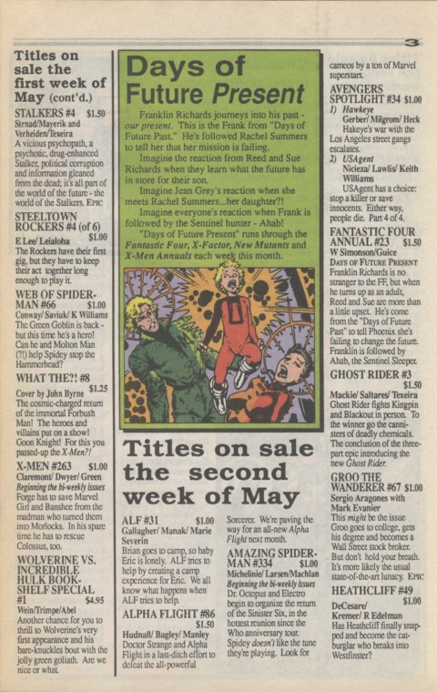 Marvel Requirer 3 May 1990 Page 3