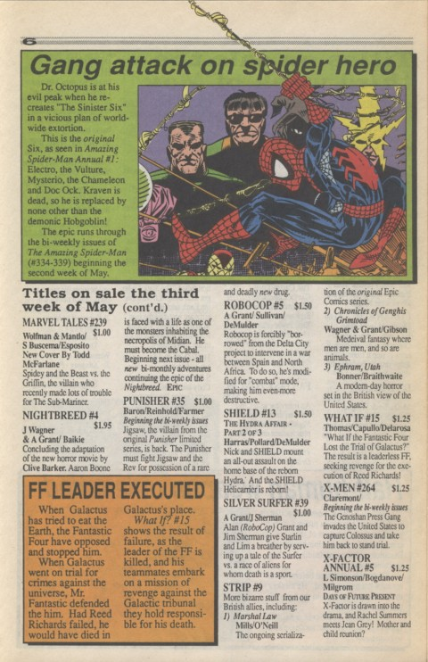 Marvel Requirer 3 May 1990 Page 6