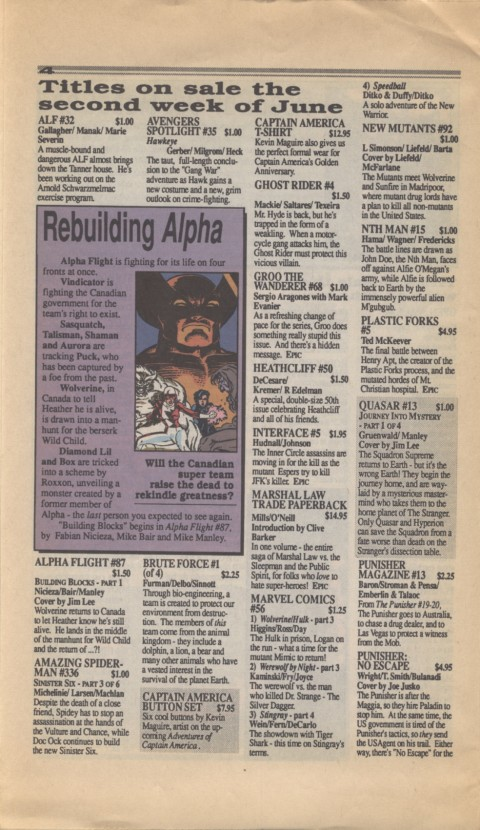 Marvel Requirer 4 June 1990 Page 4