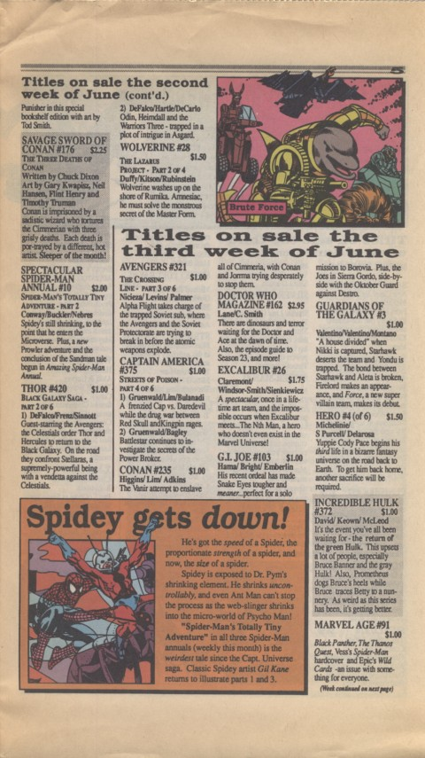Marvel Requirer 4 June 1990 Page 5