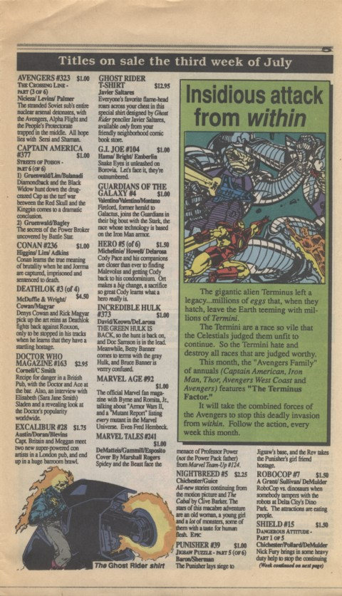 Marvel Requirer 5 July 1990 Page 5