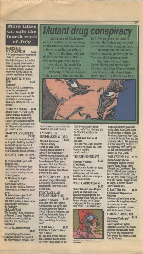 Marvel Requirer 5 July 1990 Page 7