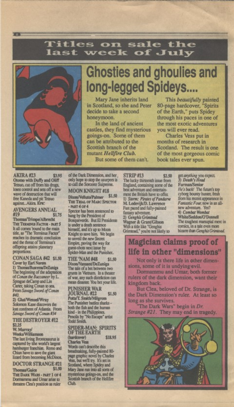 Marvel Requirer 5 July 1990 Page 8