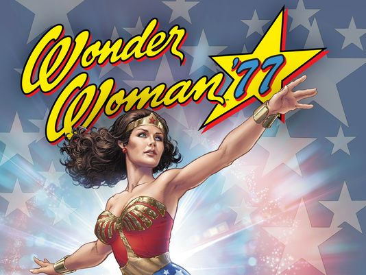 You Wants 2nds: Wonder Woman '77 #2