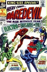 Daredevil Annual 1