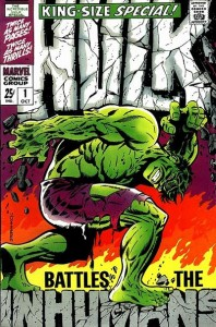 Incredible Hulk Special 1