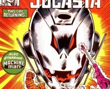 Young Robots In Love: Marvel Two-In-One & Machine Man