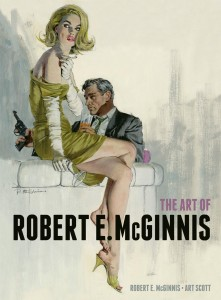 The Art Of Robert E. McGinnis cover