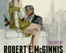 Review | The Art Of Robert E. McGinnis