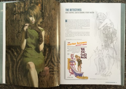 The Art Of Robert E. McGinnis interior 1