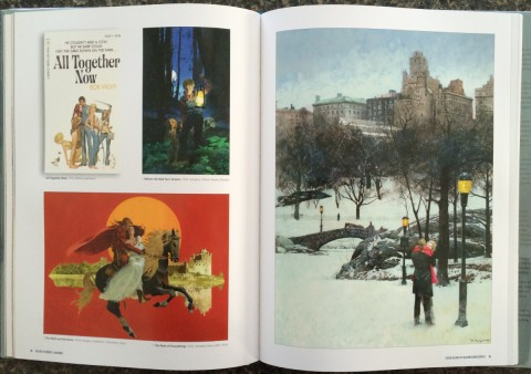 The Art Of Robert E. McGinnis interior 2