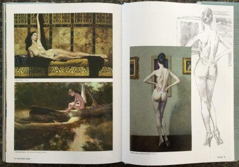 The Art Of Robert E. McGinnis interior 4