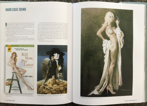 The Art Of Robert E. McGinnis interior 5