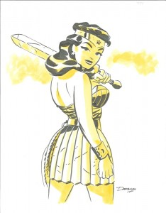 Darwyn Cooke Wonder Woman.