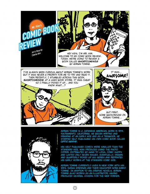 Comic Review 01