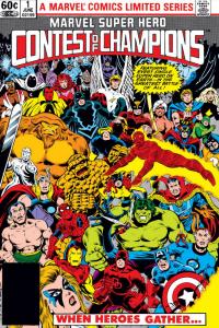 Marvel Super Hero Contest Of Champions 1