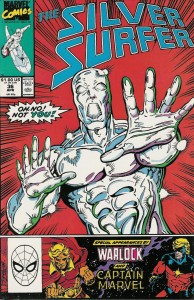 Silver Surfer 36