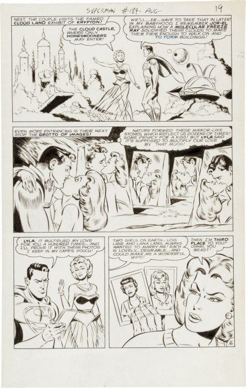 Superman issue 189 page 16 by Wayne Boring.  Source.