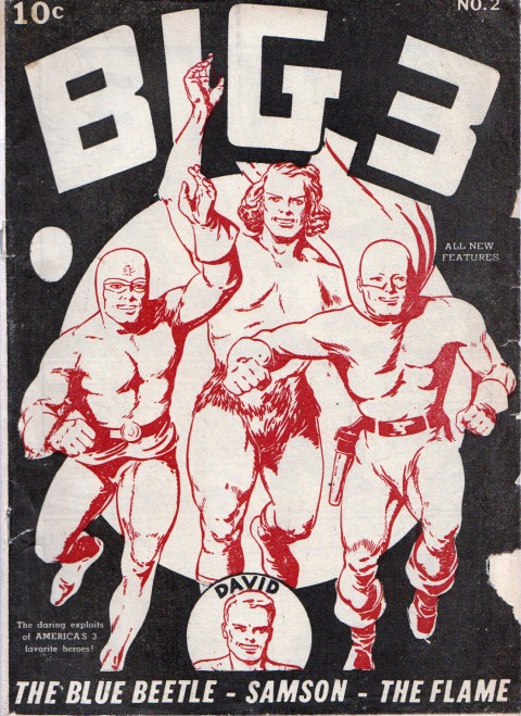 One of the four Fox reprints from 1941.
