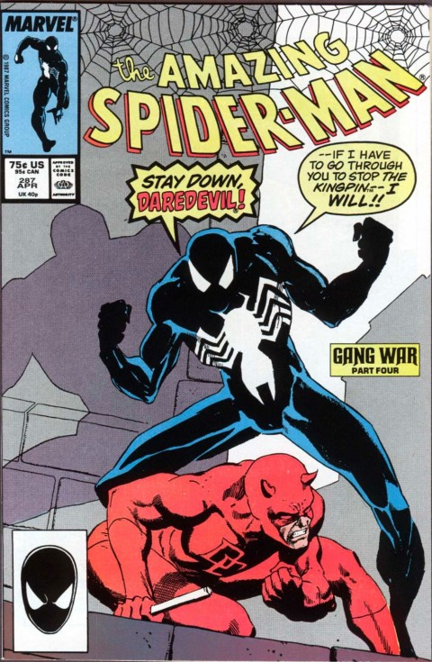 Amazing Spider-Man 287